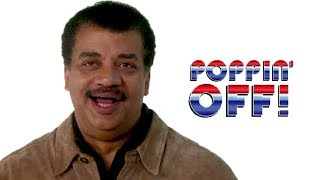 Neil DeGrasse Tyson Reacts to Space Jam 2 With LeBron James | Poppin' Off