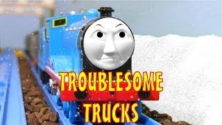 TOMICA Thomas & Friends Short 33: Troublesome Trucks 06:29