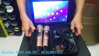 Loa Karaoke Di Động Bose 9915 FX Tích Hợp Màn Hình Đẳng Cấp