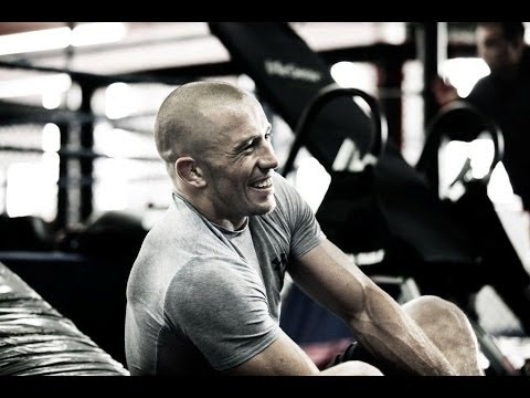 GSP, George St-Pierre, UFC 167, Special Message from CT Fletcher