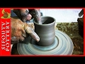 Pottery for Beginners - How to Make a  Pottery Mug ep 02