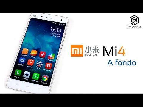 Xiaomi Mi4 | Análisis a fondo