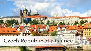 Czech Republic at a Glance in Casey Neistat style