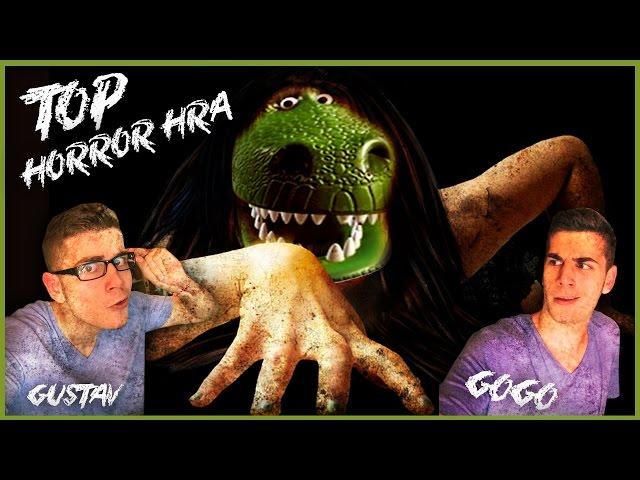 TOP HORROR HRA! GoGoManTV & Gustav