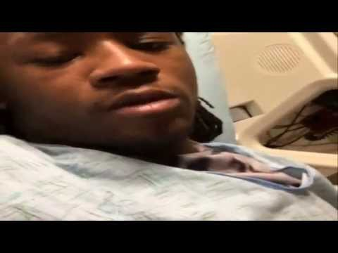 Lil Jay in Medically Induced Coma From Surgery to Remove Bullets after Being Shot 21 Times.