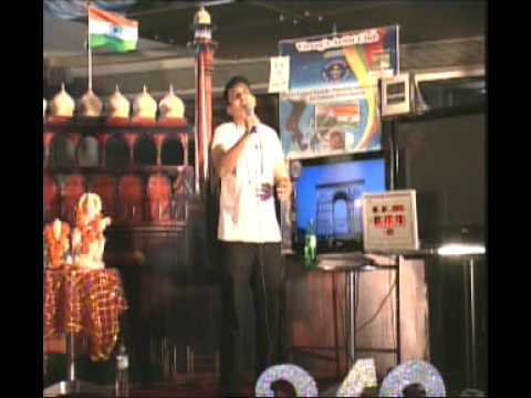 Aaj Mausam Bada Beimaan Hai-Smit Chandorkar