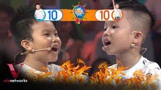 Kỷ lục 2 bé Phá Đảo Nhanh Như Chớp Nhí cùng một lúc - Minh Khang xuất sắc dành chiến thắng