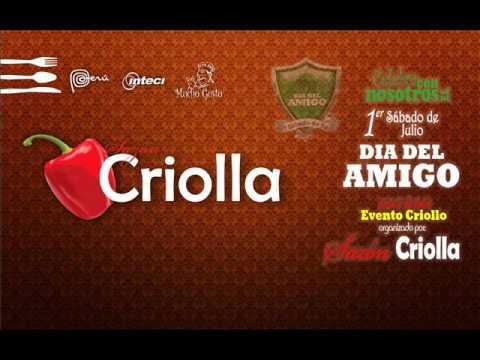Sazón Criolla 2012