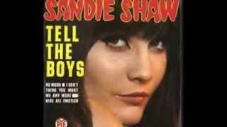Sandie Shaw - Tu l'as bien compris