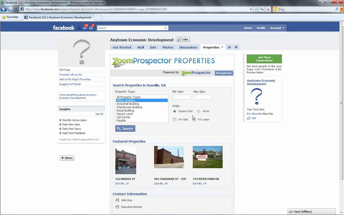 how to add your facebook page to google search