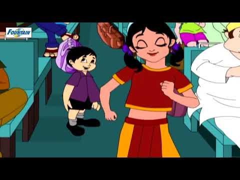 Top 20 Marathi Balgeet & Badbad Geete - Chandoba Chandoba Bhaglas Ka | Marathi Kids Songs