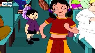 Top 20 Marathi Balgeet & Badbad Geete - Chandomama Chandomama Bhaglas Ka | Marathi Rhymes 2017