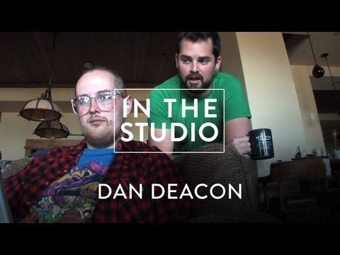 Dan Deacon - Bromst - In The Studio