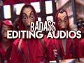 Badass/hot Editing Audios   Soundcloud Edition