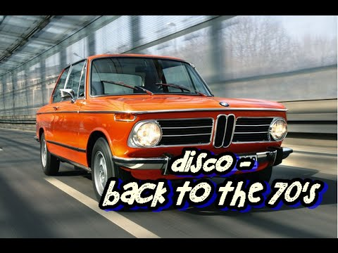 NEW DISCO MIX - BACK TO THE 70's - 80's VOL.1