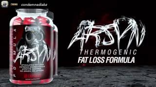 The ARSYN Thermogenic Fat Loss formula