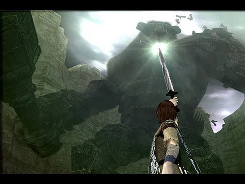 CGRundertow SHADOW OF THE COLOSSUS for PlayStation 3 Video Game Review