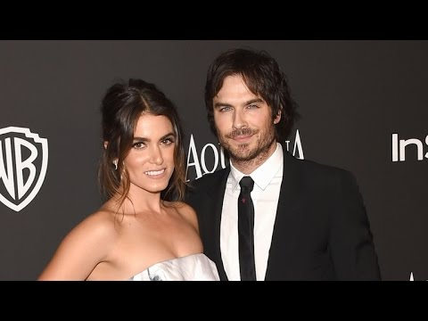 Ian Somerhalder Marries Nikki Reed!