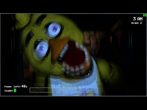 Five Nights At Freddy's Strangest Glitch