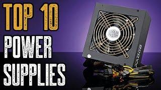 TOP 10: Best PC Power Supply (PSU) 2019!
