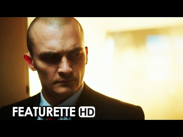 Hitman: Agent 47 Featurette 'Il personaggio Hitman: Agent 47' (2015) - Rupert Friend Movie HD