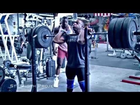 IRON ADDICTS: Olympic Weightlifting & bodybuilding | Derrick Johnson - Mike Rashid Image 1