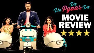 De De Pyaar De : Movie Review | Ajay Devgan, Rakulpreet, tabu