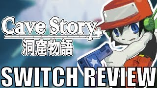 Cave Story+ (Nintendo Switch) Review | 8-Bit Eric