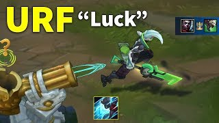 Best ARURF Moments March 2019 (Ekko luck, Vayne outplay, URF 1 shot...)