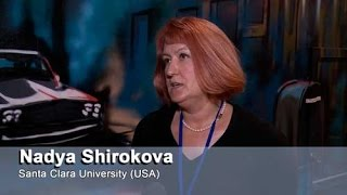 Nadya Shirokova - Professor of Santa Clara University (USA)