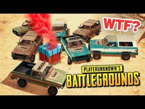 ОТРЯД АВТОМЕХАНИКОВ ПРОТИВ НУБОВ! WTF? PLAYERUNKNOWN'S BATTLEGROUNDS - PUBG