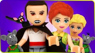 ♥ LEGO VAMPIRE Bit Anna (Home of Disney Princess)