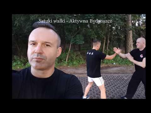 Wing Chun - Bydgoszcz Niwy Ul.Szosa Gdańska 26 (18) Letnie Treningi - Sifu Mariusz Weddzel