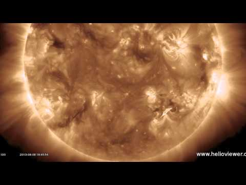 3MIN News August 9, 2013: Life on Europa? Earth-Directed CMEs