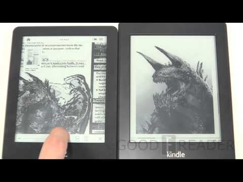 Amazon Kindle Paperwhite Vs. The Kobo Glo
