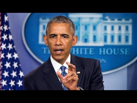 Obama Faults Republicans for Immigration Defeat
