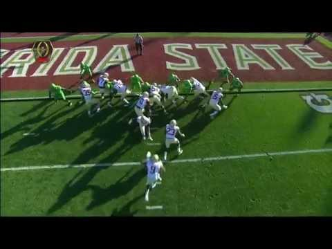 Rose Bowl: Oregon vs. Florida State [Full Game HD]