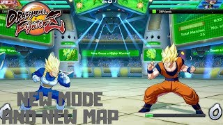 Dragon ball FighterZ Free update (New map and new modes)