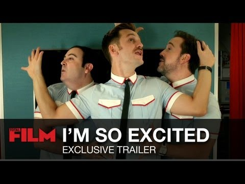 Exclusive I'm So Excited! Trailer