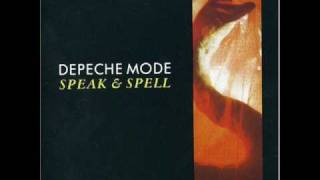 Depeche Mode - Dreaming of me