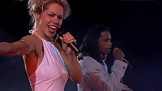 E Rotic   The Winner Takes It All Live 1997