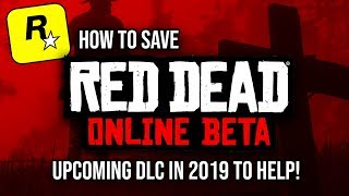 Red Dead Online DLC UPDATE COULD 'SAVE' THE GAME