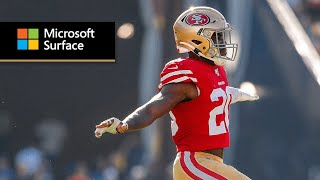 Jimmie Ward Analyzes 49ers 5-0 Record Heading into Week 7 | 49ers