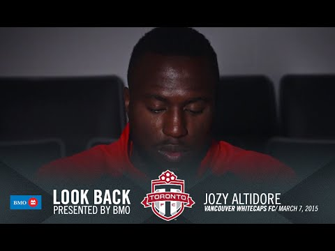 Look Back presented by BMO: Altidore v Vancouver