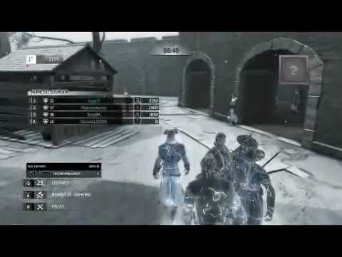 Assasins creed 3 gameplayMultiplayer pt 2