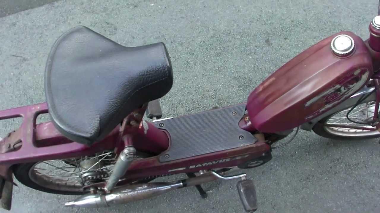 Batavus Moped Manual Batavus go go Moped