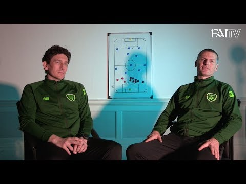 #IRLU21 INTERVIEW - Keith Andrews & Jim Crawford on U21 roles