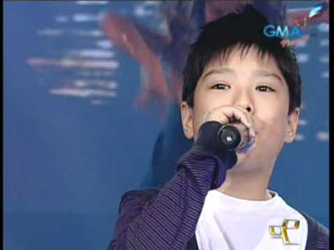 """Elmo & Arkin Magalona Never Say Never """"watching HD"""" @ Party Pilipinas New Year celebration1111"""