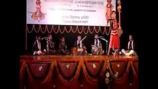 PANDWANI PRESENTED BY HARSHITA JNV DURG  NATIONAL INTEGRATION MEET 2013 NVS HYDERABAD