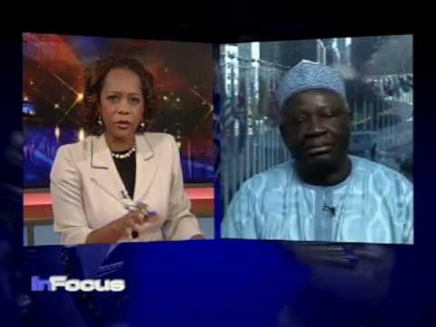 Sudan Elections Discussion with Ibrahim Gambari